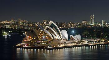Музыка «парусов» Сиднея