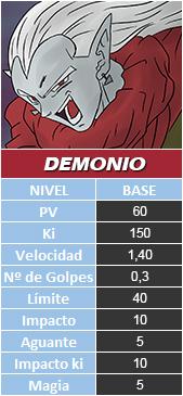 Tema 3: Elige tu Raza 06-Demonio