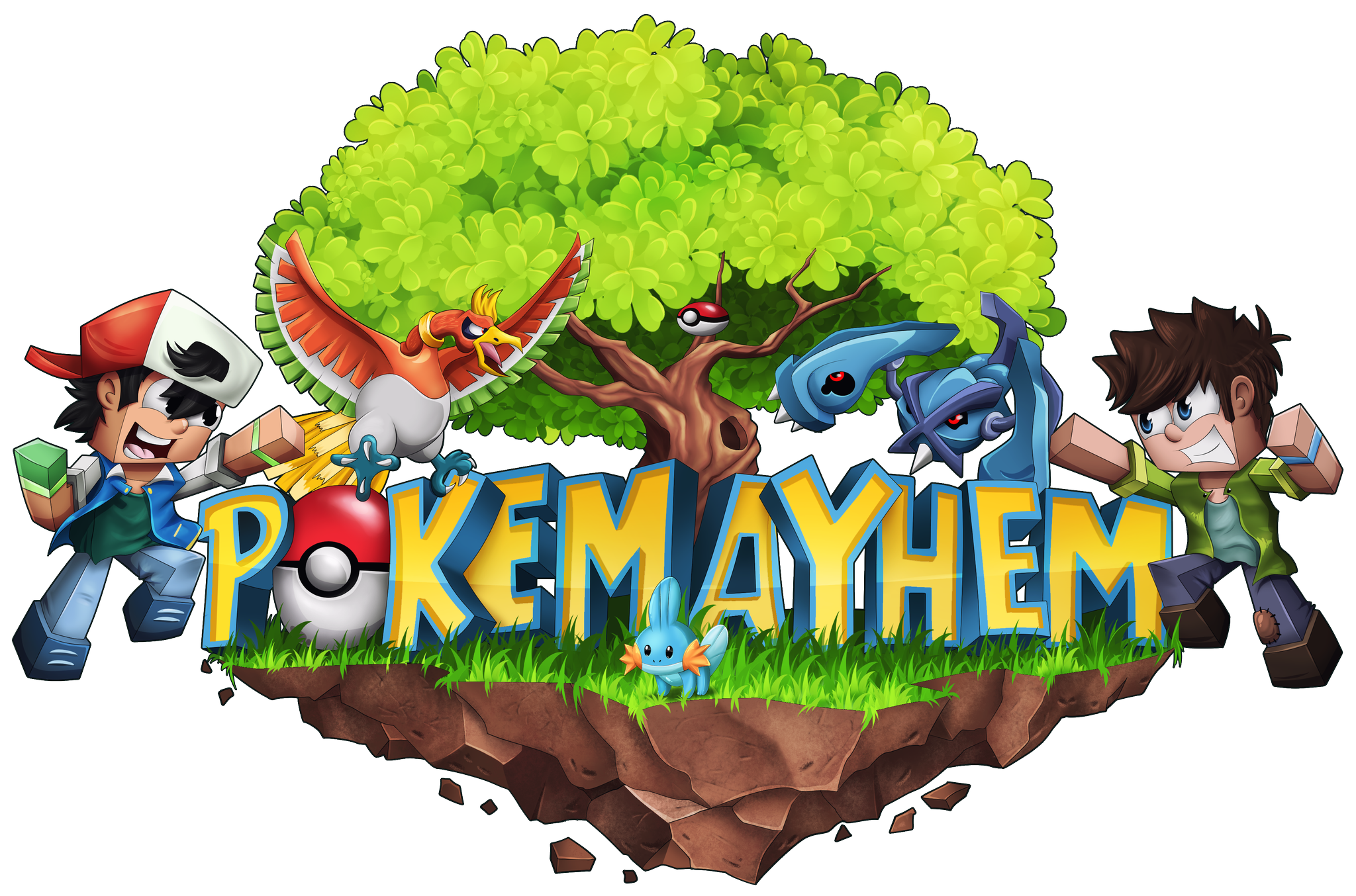 PokeMayhem Pixelmon