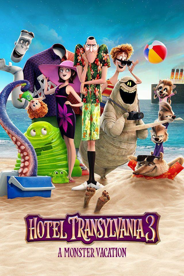 Hotel Transylwania 3 / Hotel Transylvania 3: Summer Vacation (2018) PL.DUB.480p.BDRip.XViD.AC3-MORS / DUBBING PL