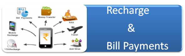 Recharge & Bills
