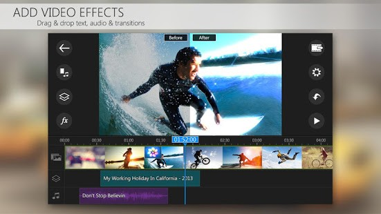 PowerDirector – Video Editor FULL 4.12.2 APK