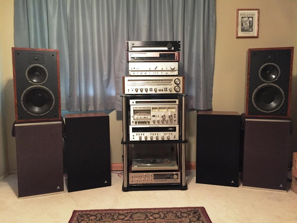 Trying Vintage Speakers   Page 2   Steve Hoffman Music Forums