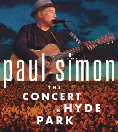 Paul Simon - The Concert in Hyde Park (2017) [Blu-ray 1080i]