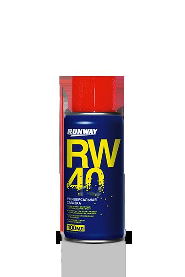 RW-40 100мл Смазка проникающ