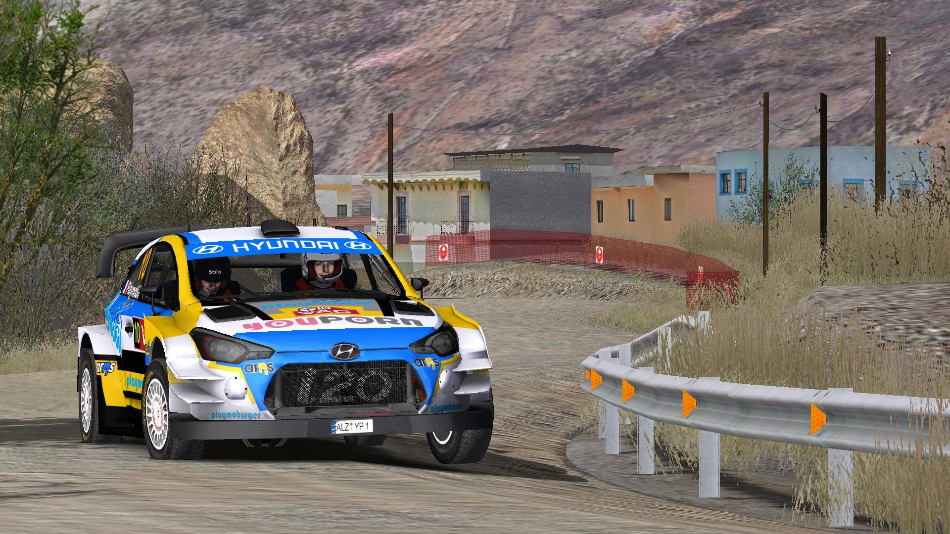 Résumés WRC Playmo