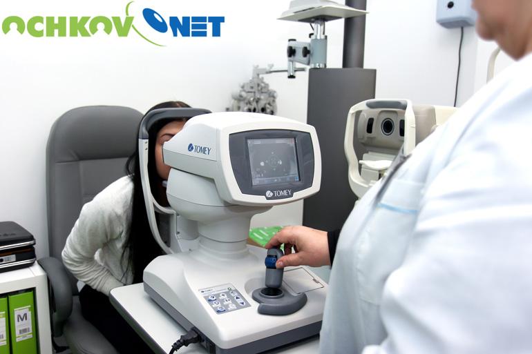 Центр контактной коррекции зрения