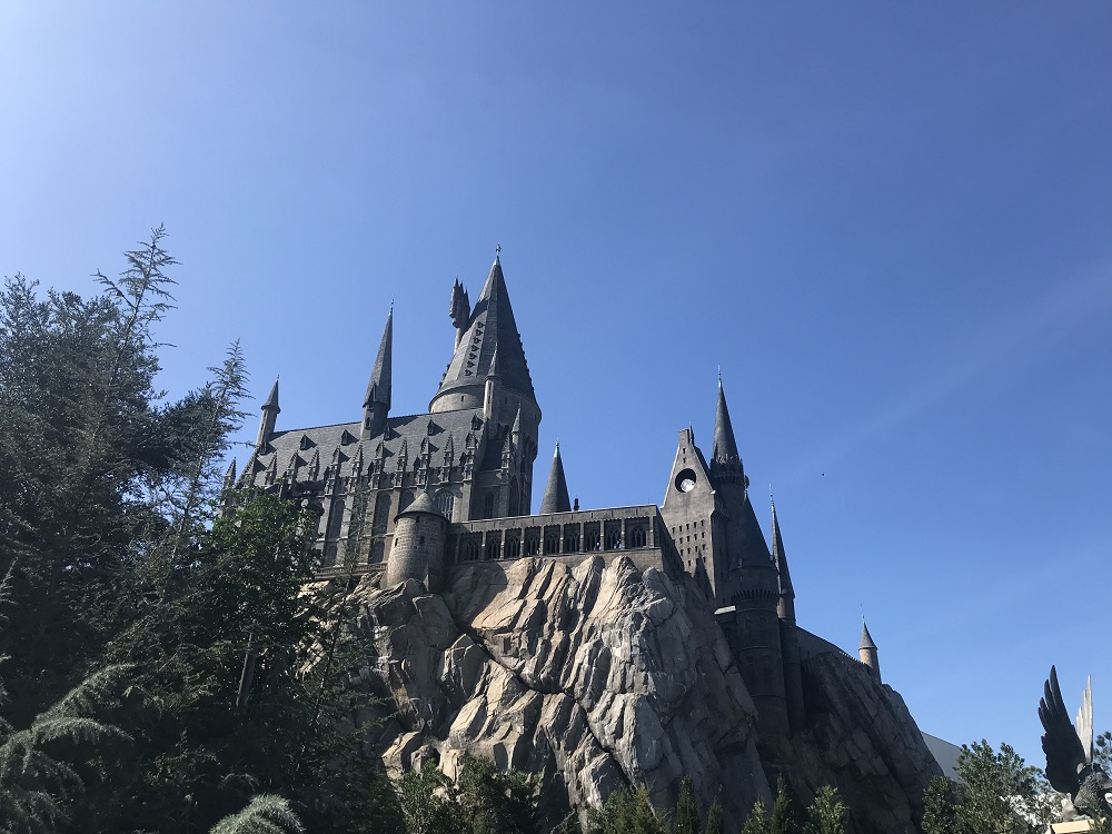 Hogwarts Castle Orlando