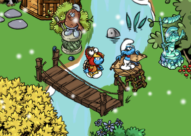 Smurfs' Village iOS version 1 69 0 is live and available for