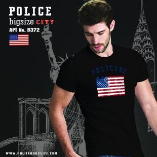 Áo Thun Thái Police, Áo Thun Body Thái Lan Cao Cấp - 14