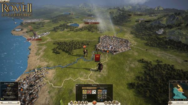 Total War ROME II Rise of the Republic-CODEX