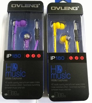 HEADSET OVLENG IP 180