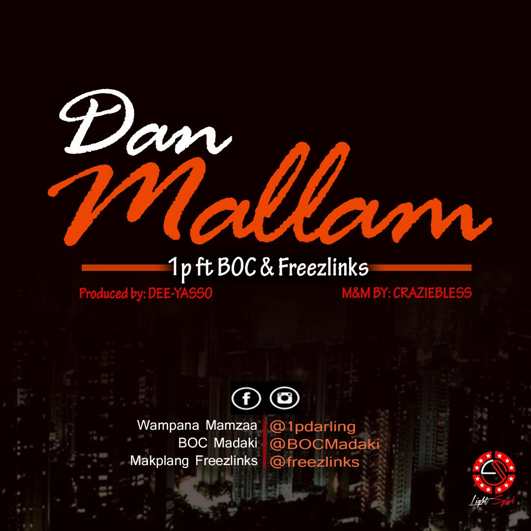 Anticipate: 1P - Dan Mallam Ft. Boc X Freezlinks (Drops soon)