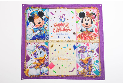 [Tokyo Disney Resort] 35th Anniversary : Happiest Celebration ! (du 15 avril 2018 au 25 mars 2019) W784