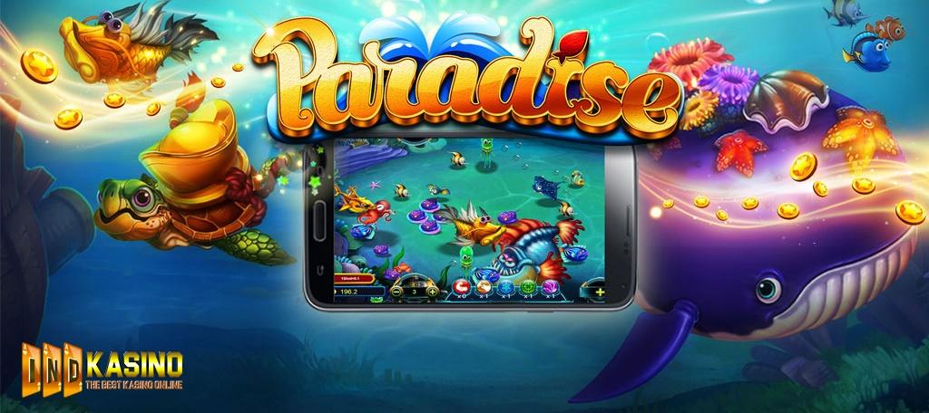 jackpot tembak ikan dan fish hunter agen casino terpercaya indkasino
