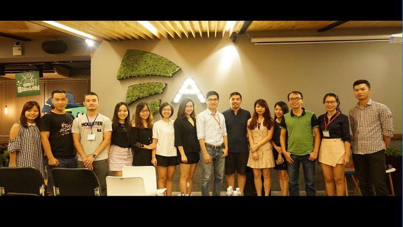 adsota, appota, hợp tác liên doanh, tnk factory