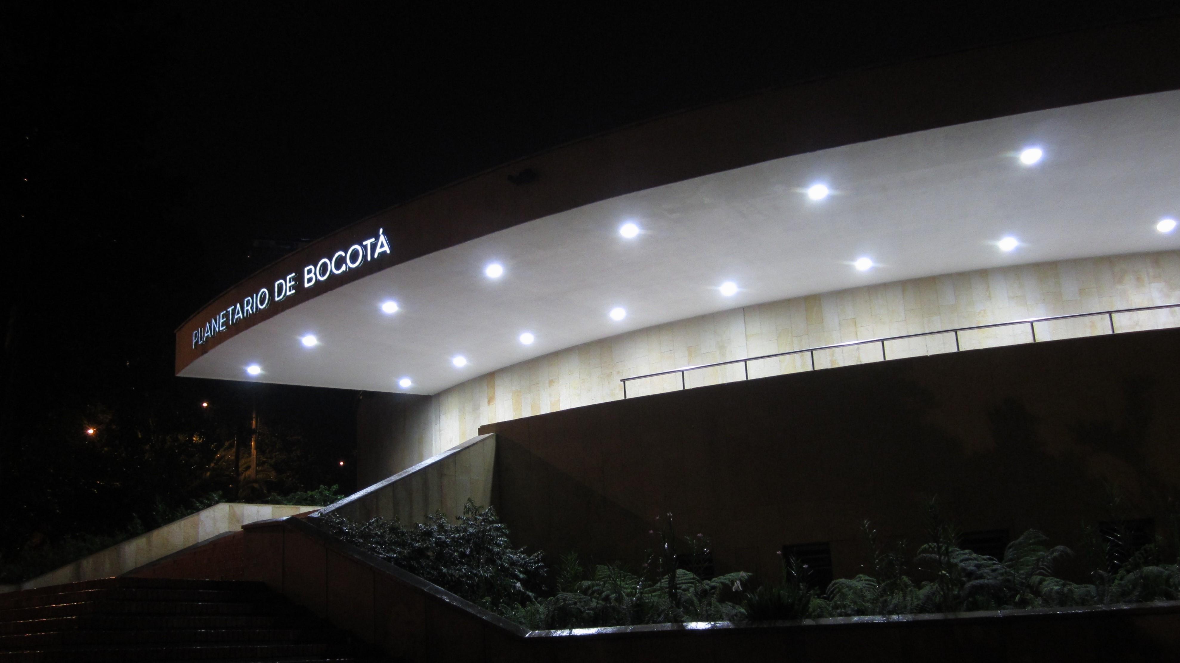 Bogot Planetario Distrital