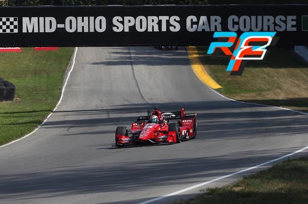 VRC Indycar 2018 - Round 7 - Mid-Ohio