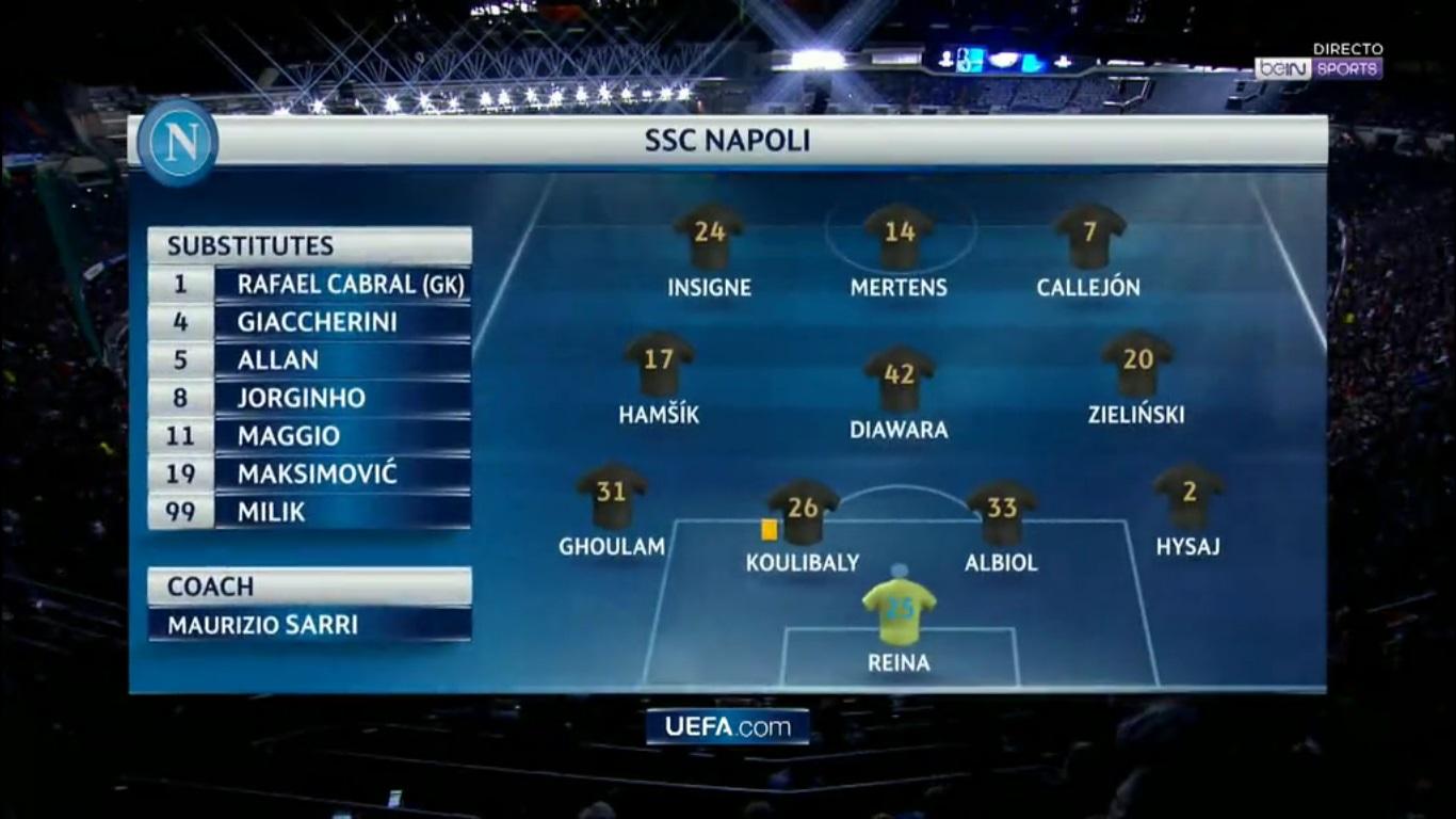 Champions League 2016/2017 - Octavos de Final - Ida - Real Madrid Vs. Nápoles (1080i/576p) (Castellano/Castellano) Captura_2