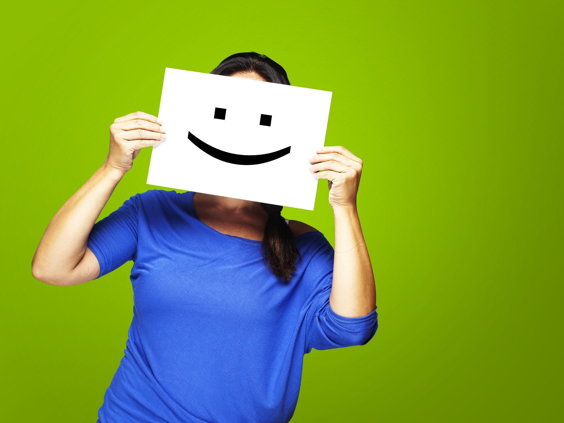 χαμογελάστε, είναι μεταδοτικό