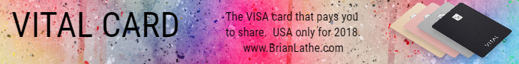 Vital Card (USA Only in 2018)