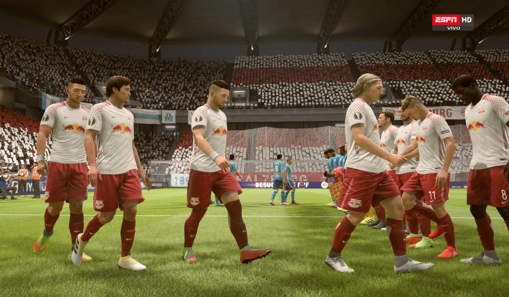 UEFA Europa League MOD 2