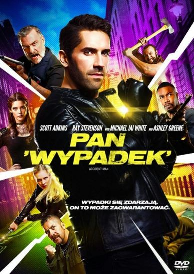"Pan ""Wypadek"" / Accident Man (2018) PL.BRRip.XviD-GR4PE 