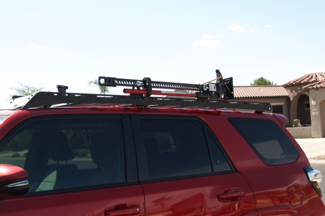 Another Full-Length Roof Rack Option -PrinSu - Page 27 - Toyota