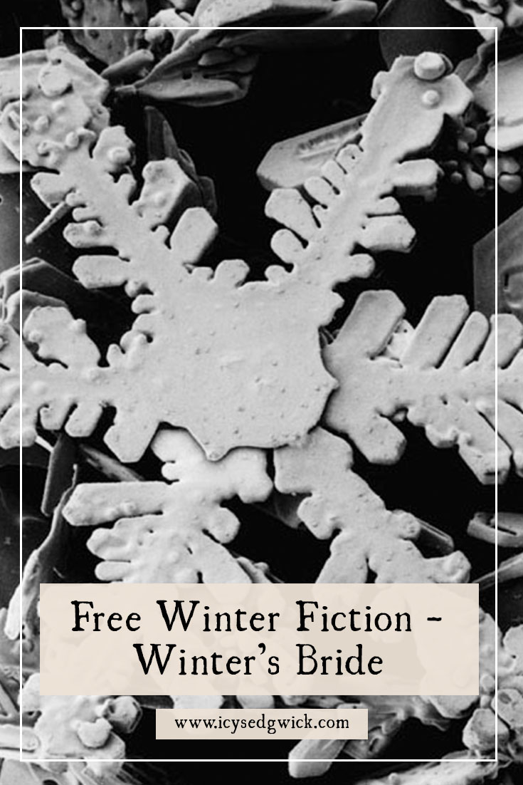 Enjoy a slice of winter fiction with this free story, starring Jack Frost and his new love. Pep up your lunchbreak with a spot of escapism!