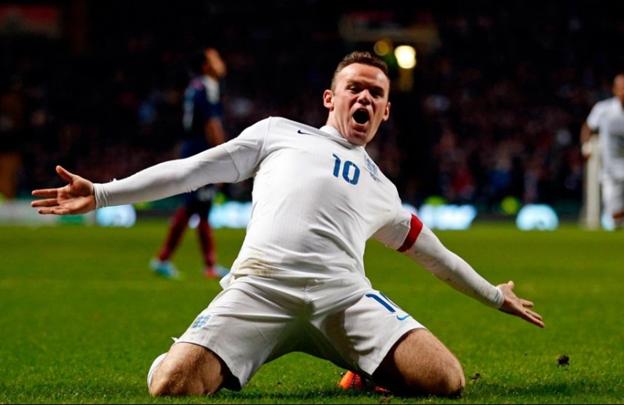 Уэйн Руни (Wayne Rooney). Биография футболиста. Рост, вес