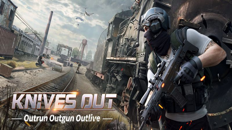 Update mới của Knives Out - game PUBG Mobile có gì hot?