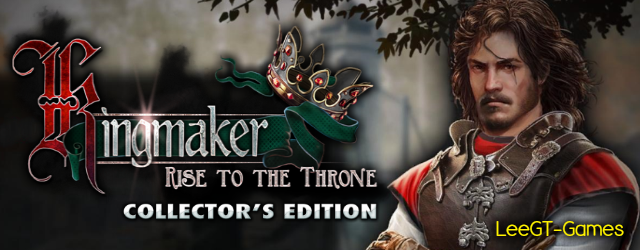 Kingmaker: Rise to the Throne Collector's Edition {v.Final}