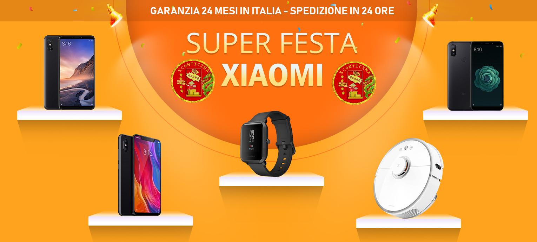 Super Festa Xiaomi