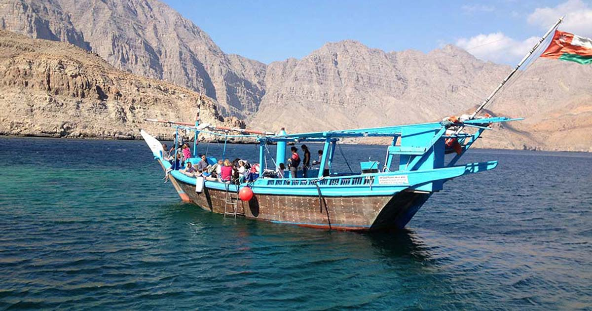 Musandam Dibba Full Day Tour
