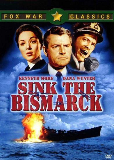 Zatopić pancernik Bismarck! / Sink the Bismarck! (1960) PL.AC3.DVDRip.XviD-GR4PE   Lektor PL