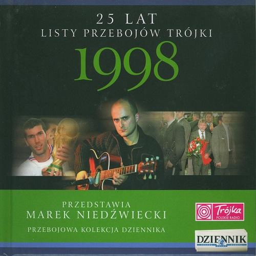 VA - 25 lat Listy Przebojów Trójki 1998 (2006) [FLAC]