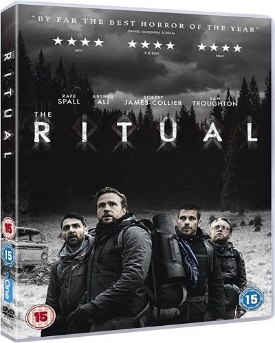 descargar The Ritual (2017)[DVDRip][Castellano][Terror][VS] gartis