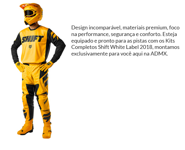 Kits de Equipamentos Shift White Label