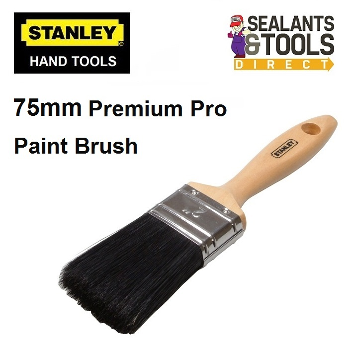 Stanley 3 inch 75mm STPPAS0J paint Brush