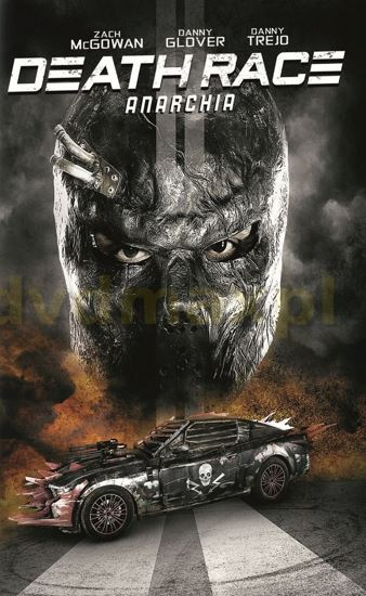Death Race: Anarchia / Death Race 4: Beyond Anarchy (2018) PL.AC3.DVDRip.XviD-GR4PE | Lektor PL