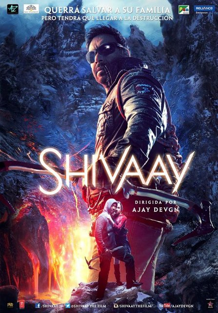 Shivaay (2016) 720p WEB-DL 1.1GB