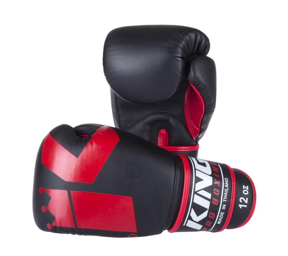 Оригинальные Боксерские перчатки Boxing Gloves King Королевство Таиланд