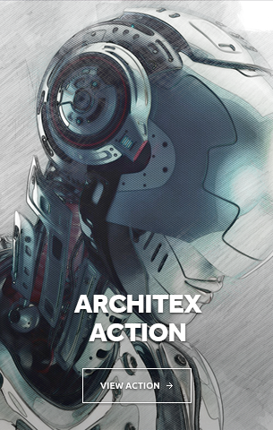 Architex Photoshop Action