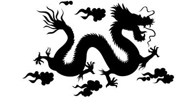 Shenlóng Shenlong_silhoette