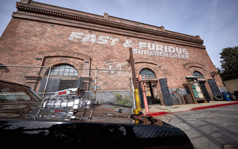 Fast & Furious- Supercharged at Universal Studios Florida