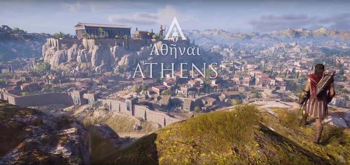 ASSASSIN'S CREED ODYSSEY: Explore The Game's Take On ...