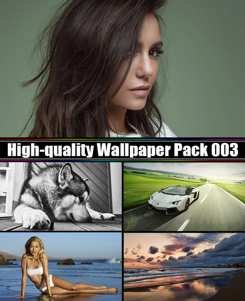 High-quality Wallpaper Pack 3