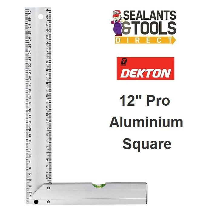 Dekton 12 inch Aluminium Square