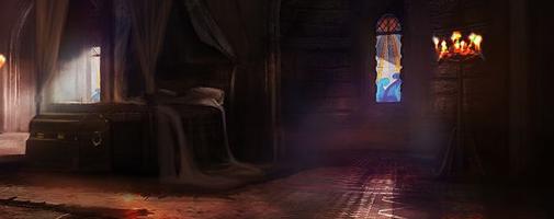 Habitación de la Señora de la Torre