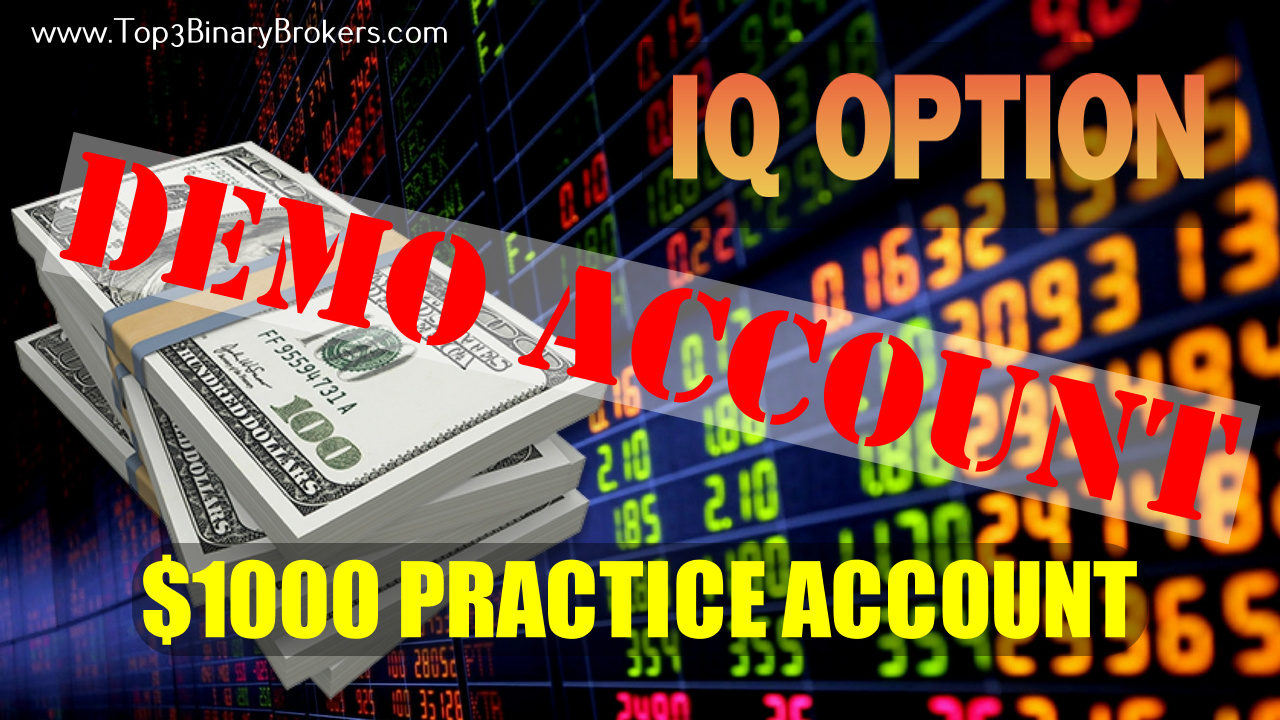 IQ Binary Option Demo Apk 2018 US